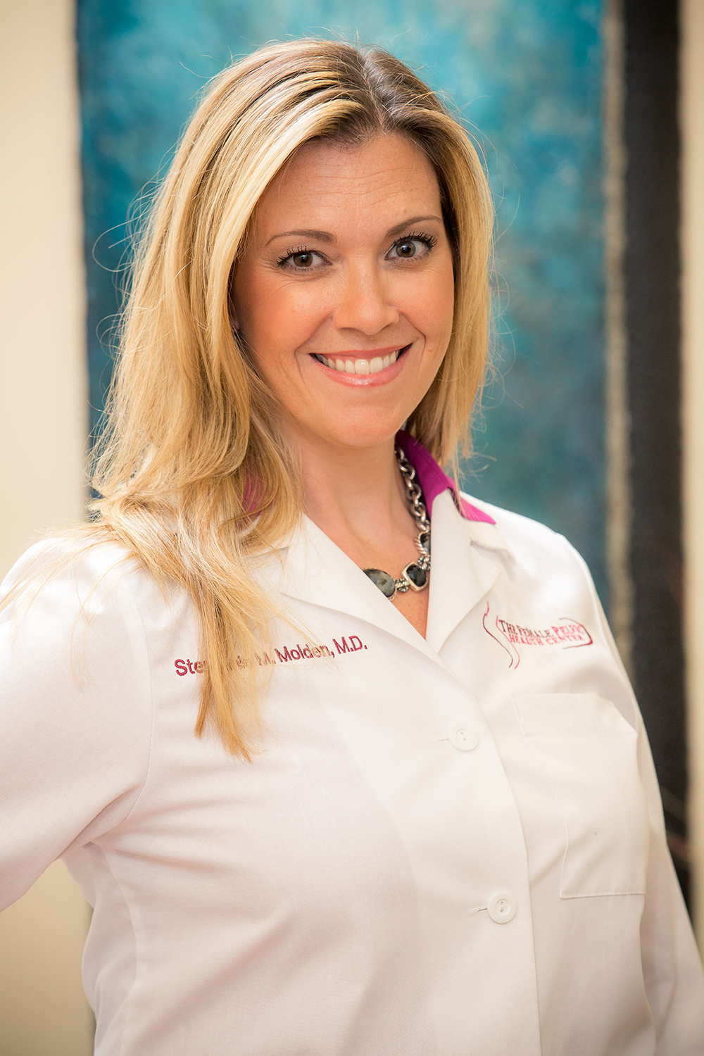 Dr. Stephanie Molden, Urogynecologist serving PA, NJ, DE